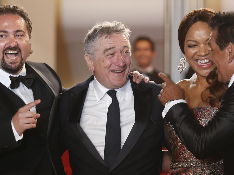 Robert De Niro regresa al cuadrilátero pero sin guantes.