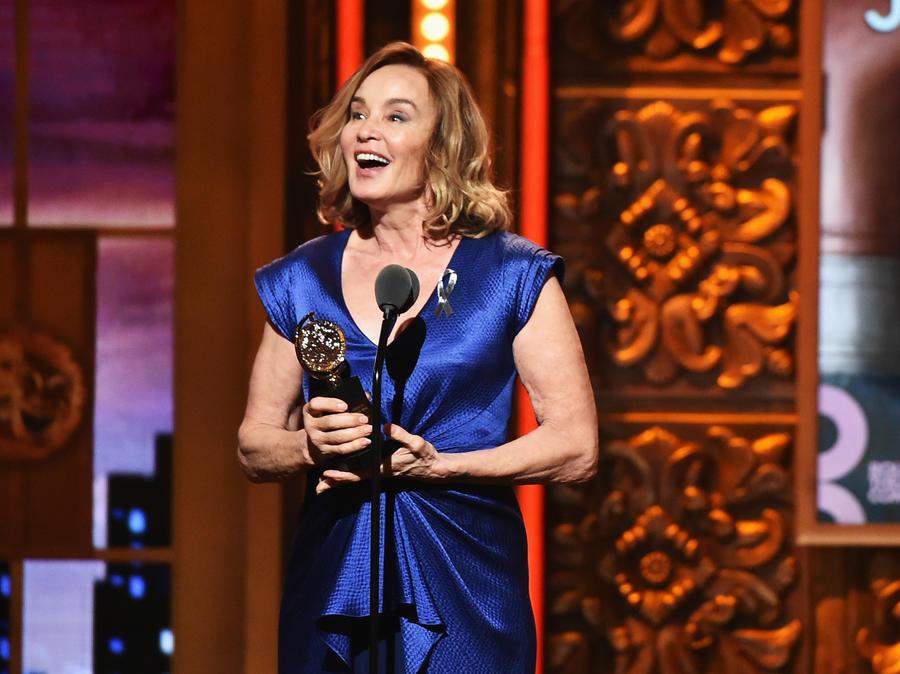 Jessica Lange 2016 Tony Awards - Show