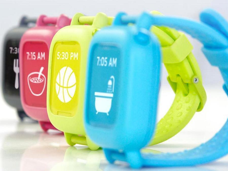Octopus Smartwatches de varios colores