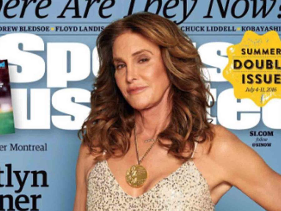 Caitlyn Jenner en la portada de 'Sports Illustrated' de julio 2016