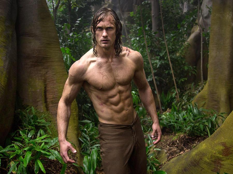 "Foto de la película ""Tarzan""."