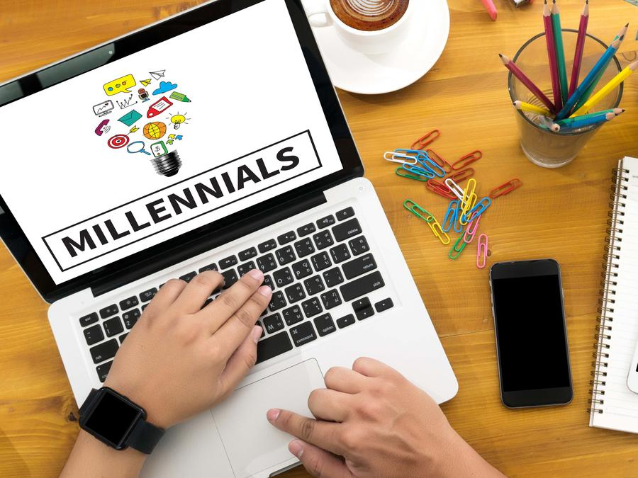 Milennials emprendedores