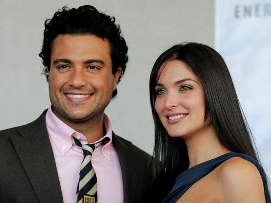 Blanca Soto y Jaime Camil Película Regresa 2010