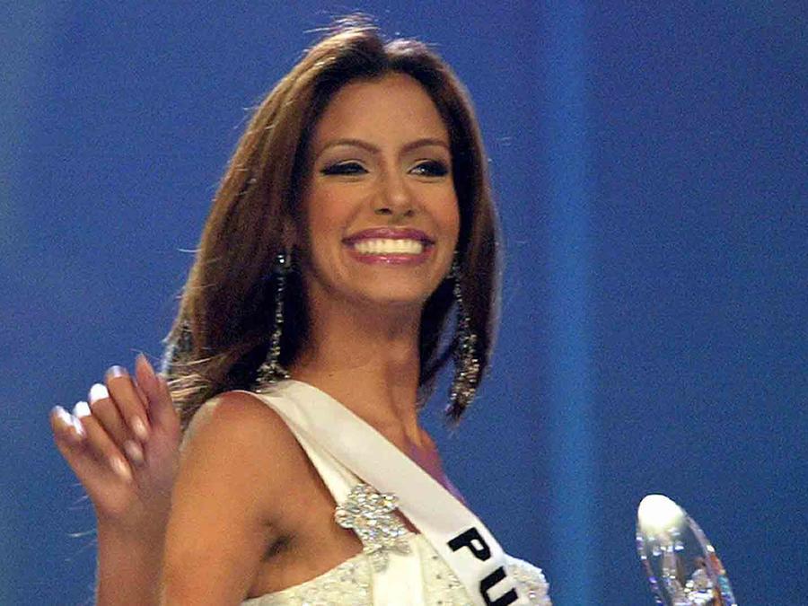 Alba Reyes, ex Miss Puerto Rico 2004