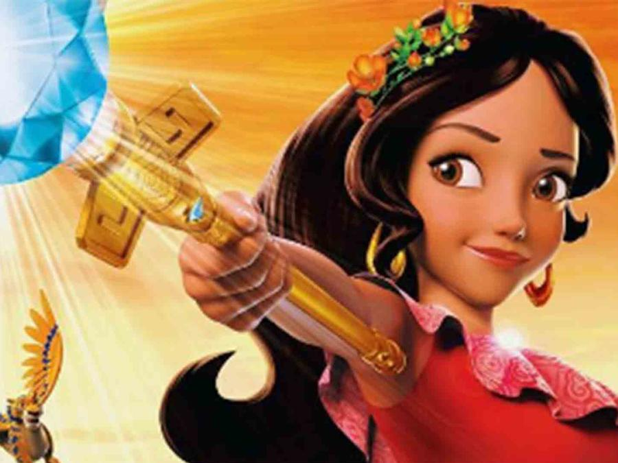 Elena de Avalor, la princesa latina