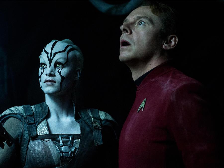 "Foto de la película ""Star Trek Beyond""."