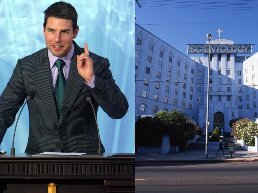 Tom Cruise y la iglesia de Cienciologiá reciben amenaza terrorista
