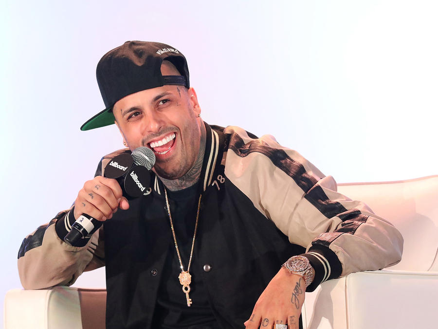 Nicky Jam conferencia Billboard 2016