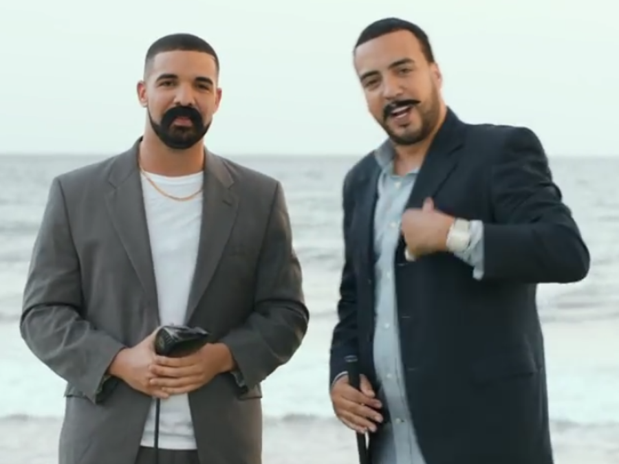Drake and French Montana en No Shopping