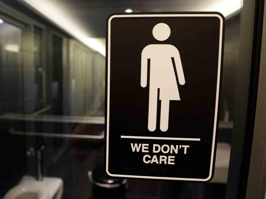 Baños para transgénero