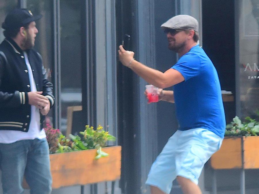 Leonardo DiCaprio le juega una épica broma al actor Jonah Hill