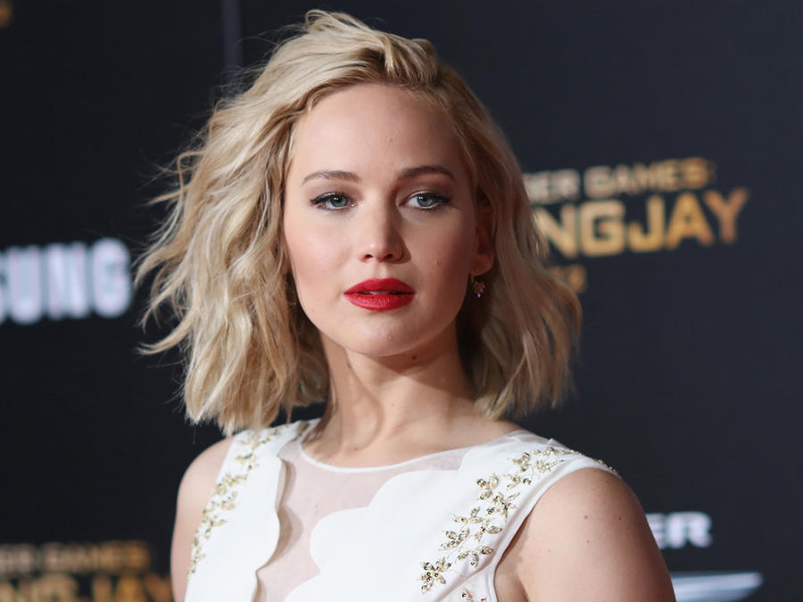 Jennifer Lawrence es la actriz mejor pagada de Hollywood según la revista Forbes