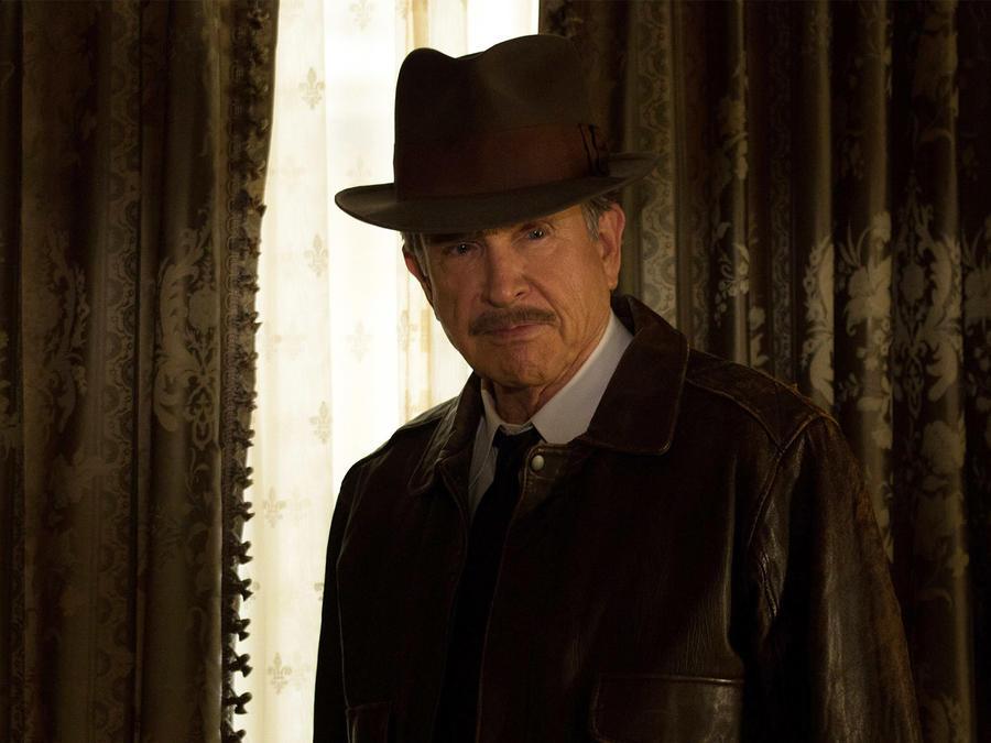 Warren Beatty finalmente lleva al cine su proyecto de Hughes