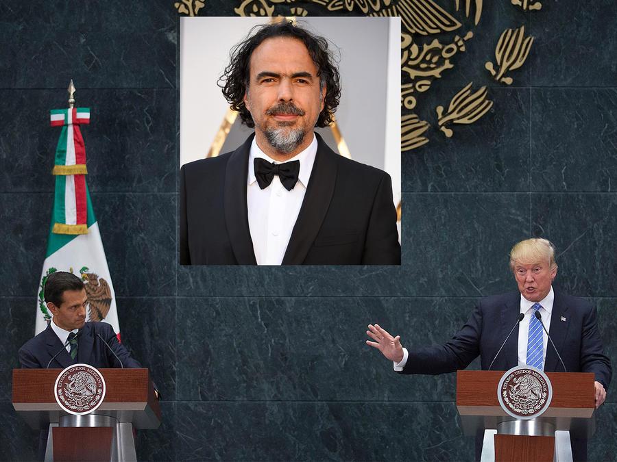Donald Trump Visits Mexico