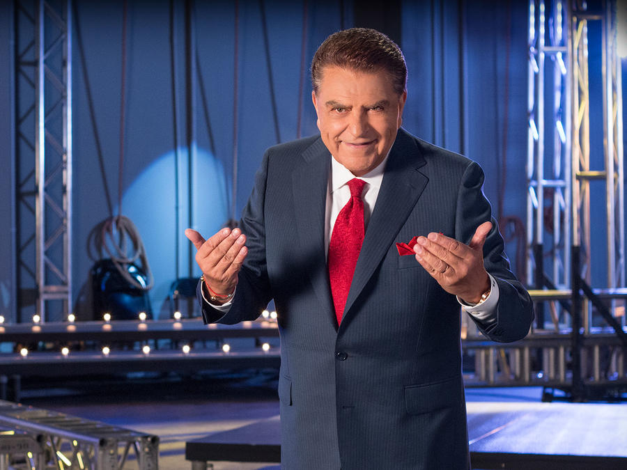 "Don Francisco en ""Don Francisco Te Invita"""