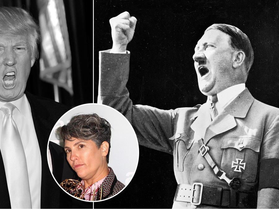 """La directora de """"Transparent"""" comparó a Donald Trump con Hitler"""