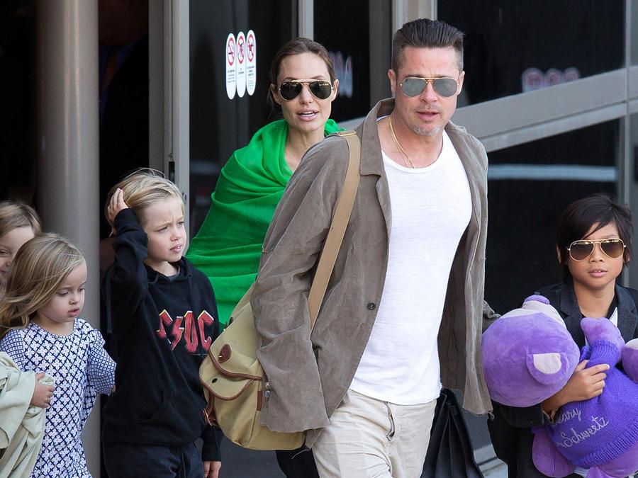 Brad Pitt está bajo investigación por abuso infantil