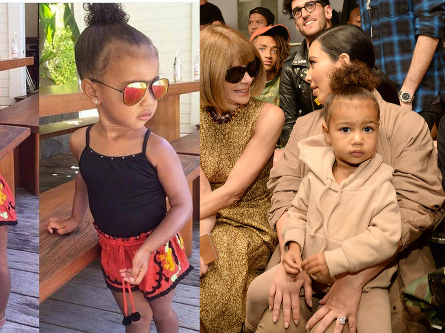 "North West baila al ritmo ""Get Lucky"" de Daft Punk"