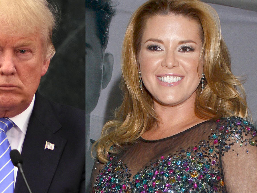 Alicia Machado vr Donald Trump