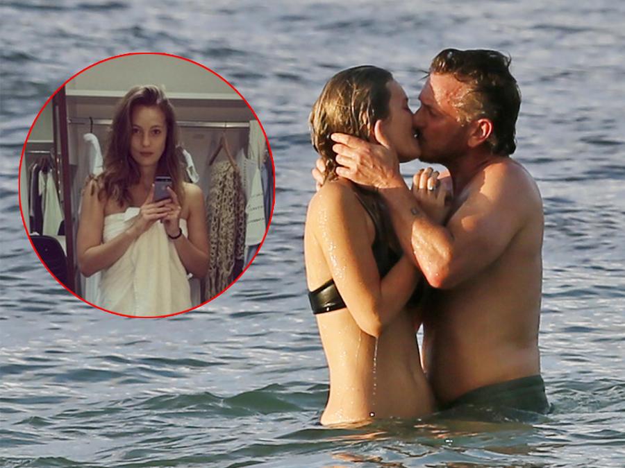 Conoce a Leila George, la nueva novia de Sean Penn, 32 años menor que él