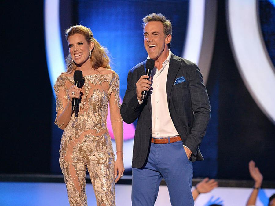 Maritza Rodríguez y Carlos Ponce