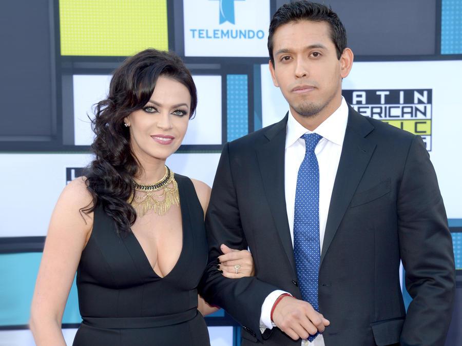 Simona e Iván Aguilera