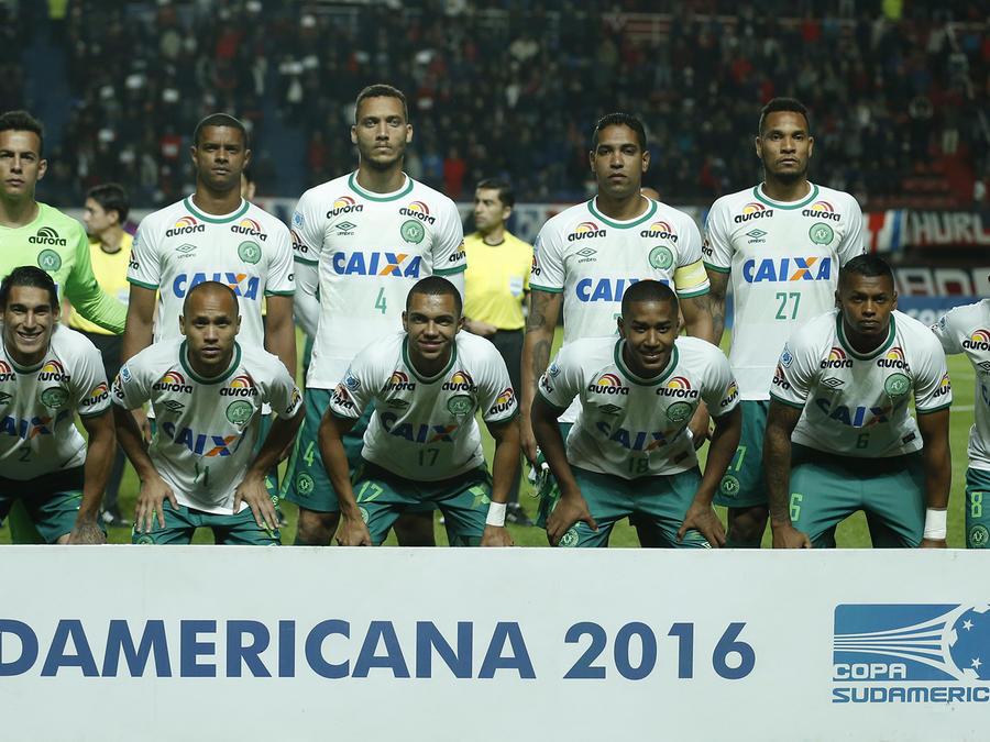 San Lorenzo v Chapecoense - Copa Sudamericana 2016
