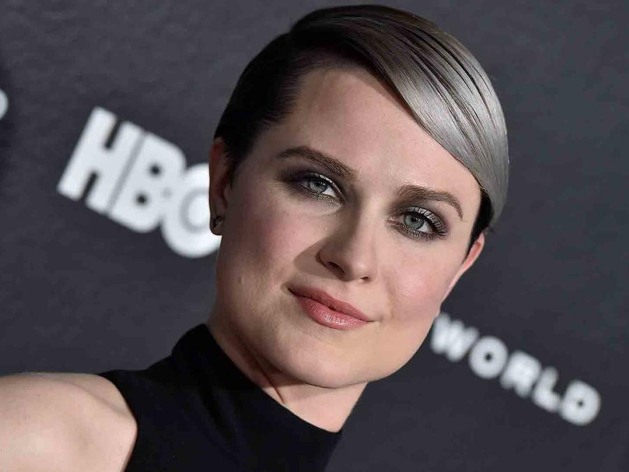 Evan Rachel Wood en HBO 'Westworld'