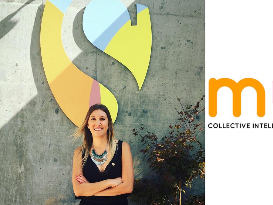 Agustina Fainguersch, creadora de la app Muzi