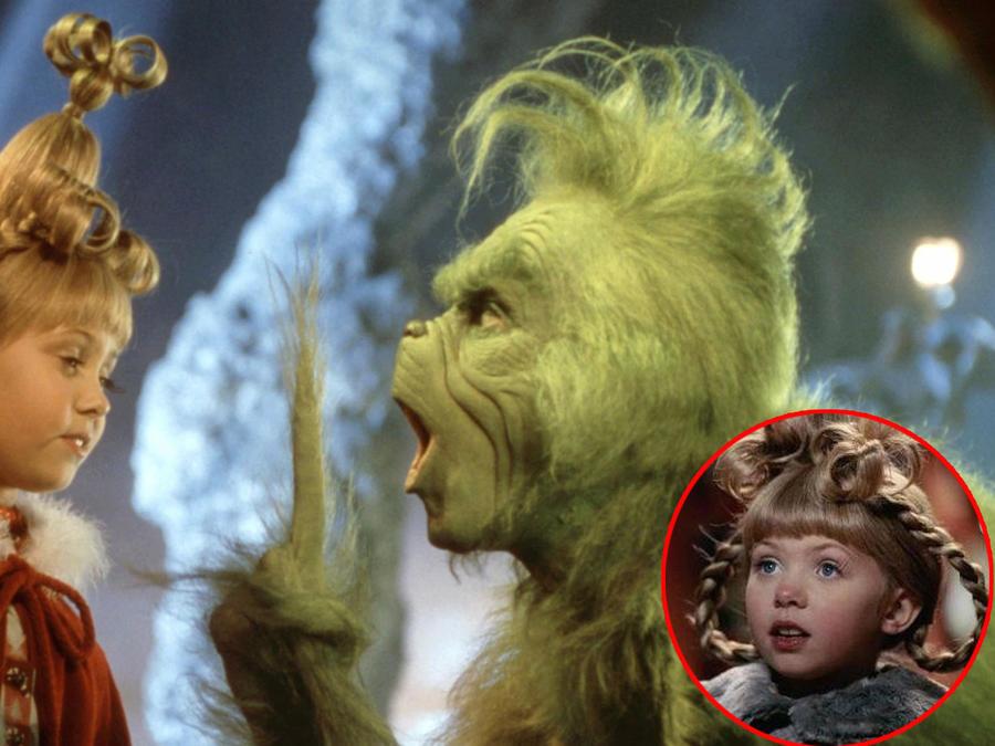 "Así luce la pequeña Cindy Lou de ""The Grinch"""