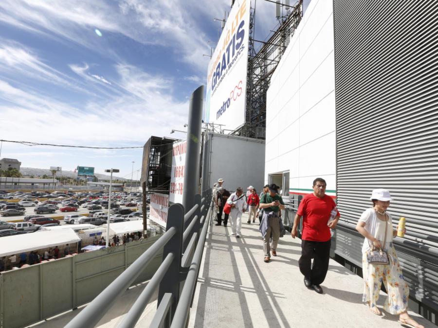 Frontera sur de EEUU con México