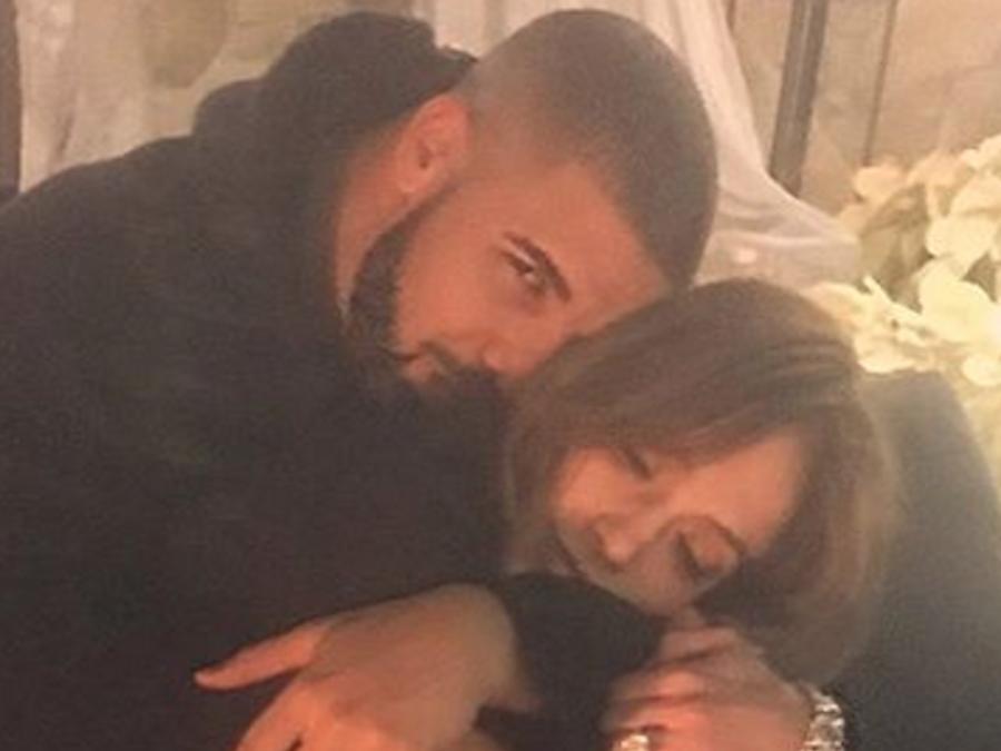 Drake y Jennifer Lopez