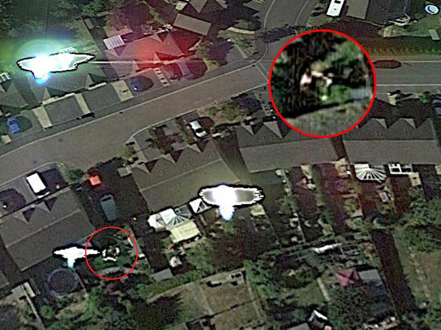 imágenes de secuestro alienígena