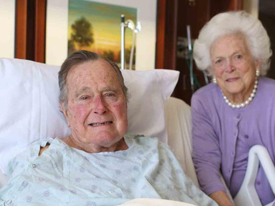 Ex presidente Bush