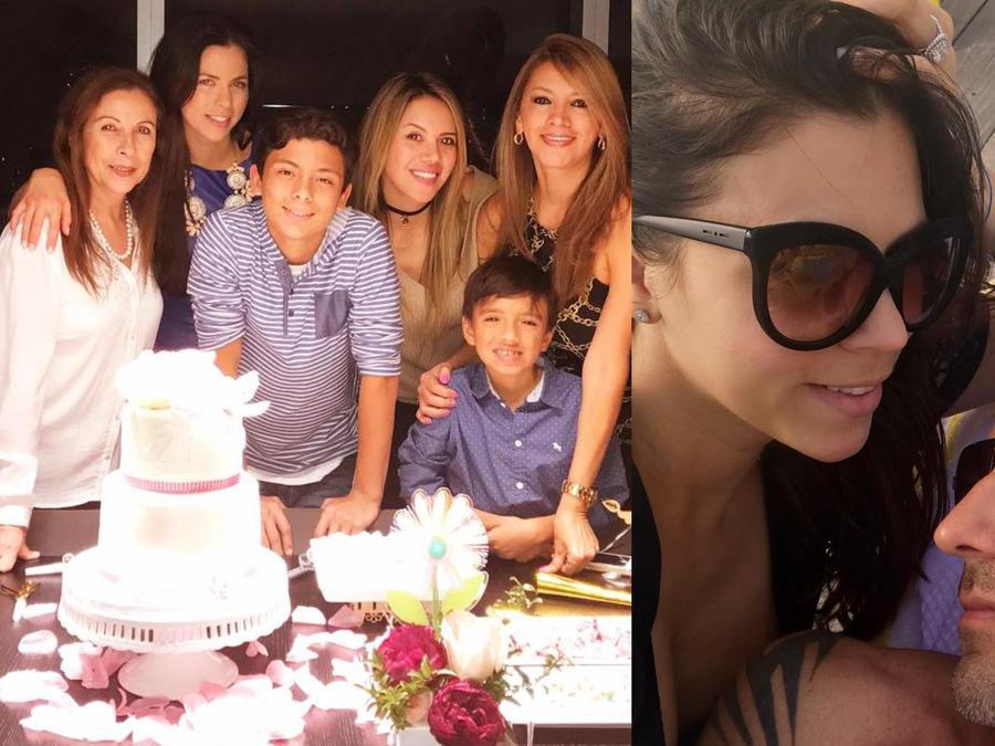 Ximena Duque, actriz, cumpleaños