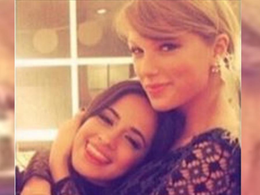 Camila Cabello & Taylor Swift