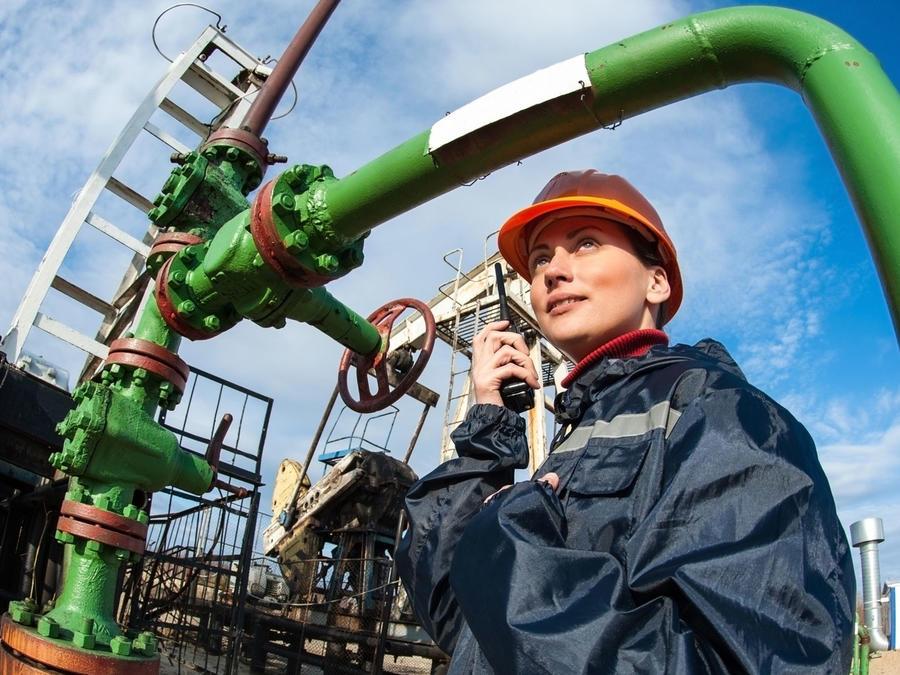Ingeniera petrolera