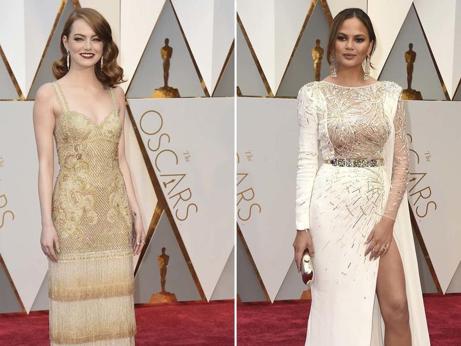 Los mejores looks de los Oscars 2017