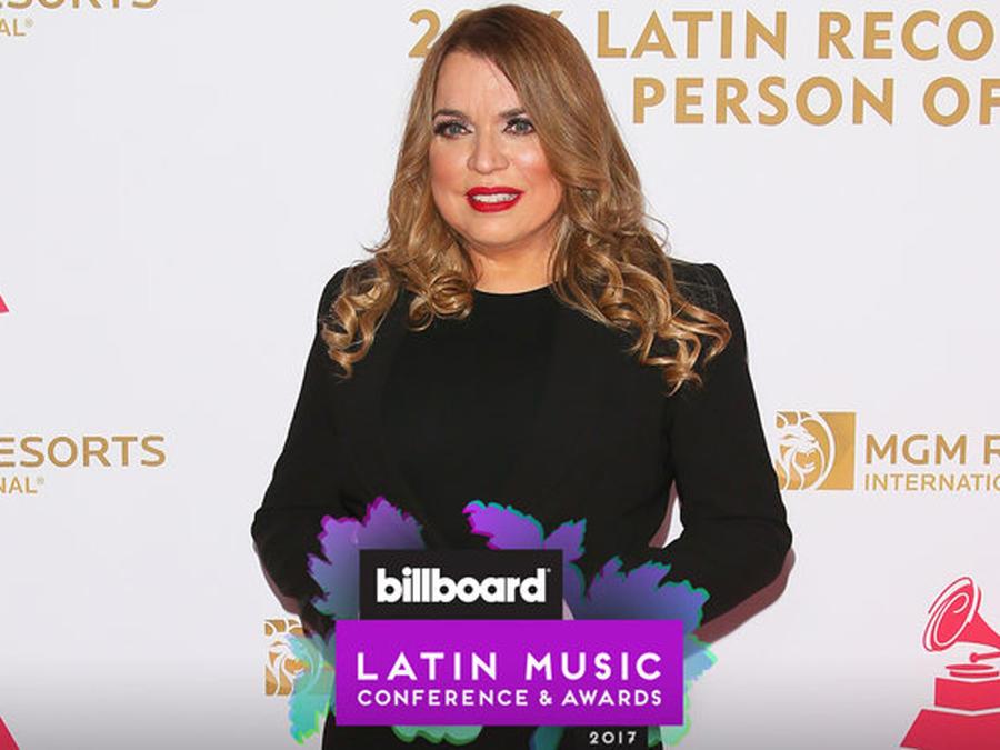 Ednita Nazario en el evento Person of the Year