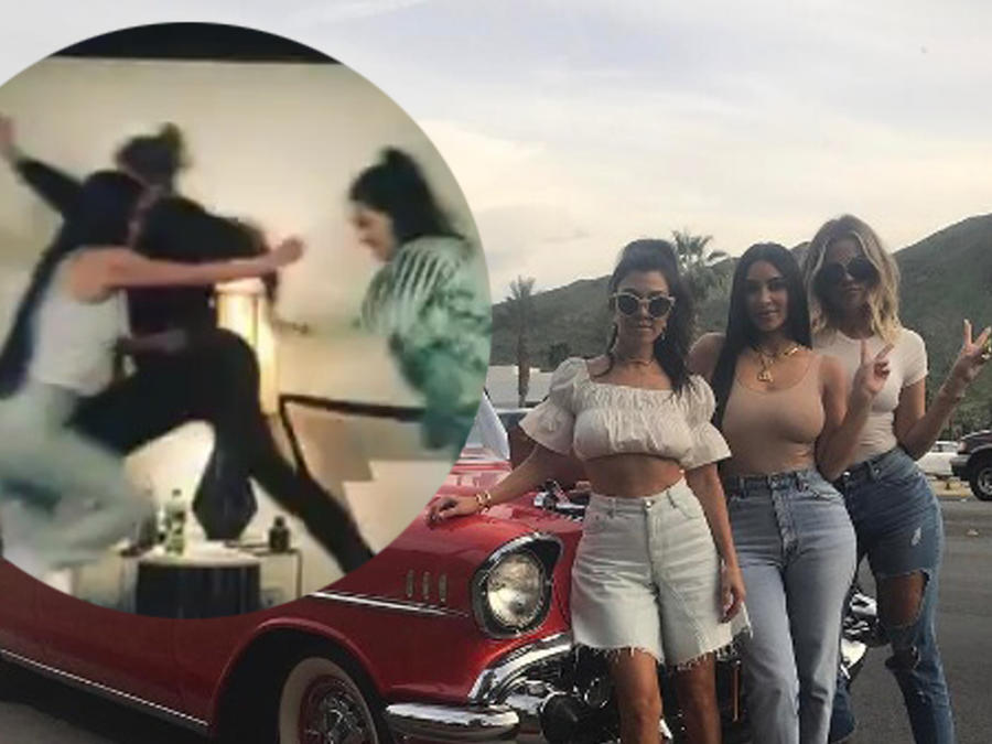 Las hermanas Kardashian