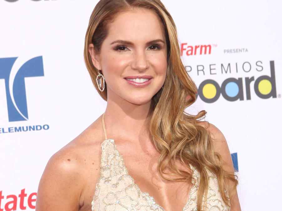Maritza Bustamante, rostro, Premios Billboard