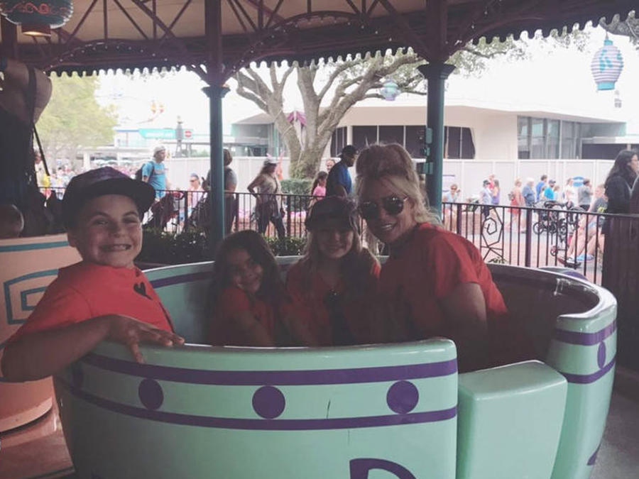 Britney Spears en Disney
