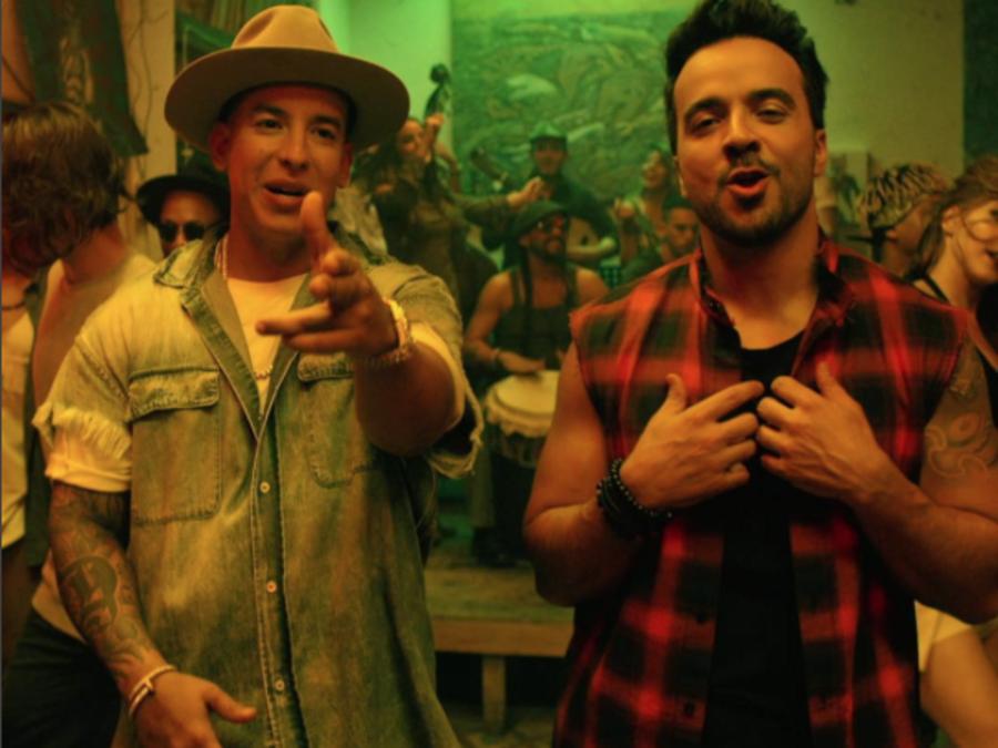 """Daddy Yankee y Luis Fonsi en video musical de """"Despacito"""""""