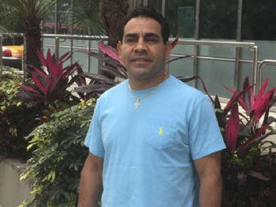 Roberto Beristain había recibido una orden de deportación voluntaria en el año 2000 cuando agentes descubrieron que se quedó ilegalmente en Estados Unidos después que ingresara en 1998