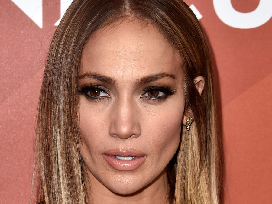 Jennifer Lopez en NBCUniversal Summer Press Day 2017