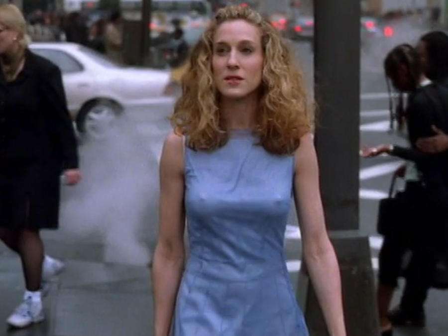 Sarah Jessica Parker en nuevo clip de Sex and the City