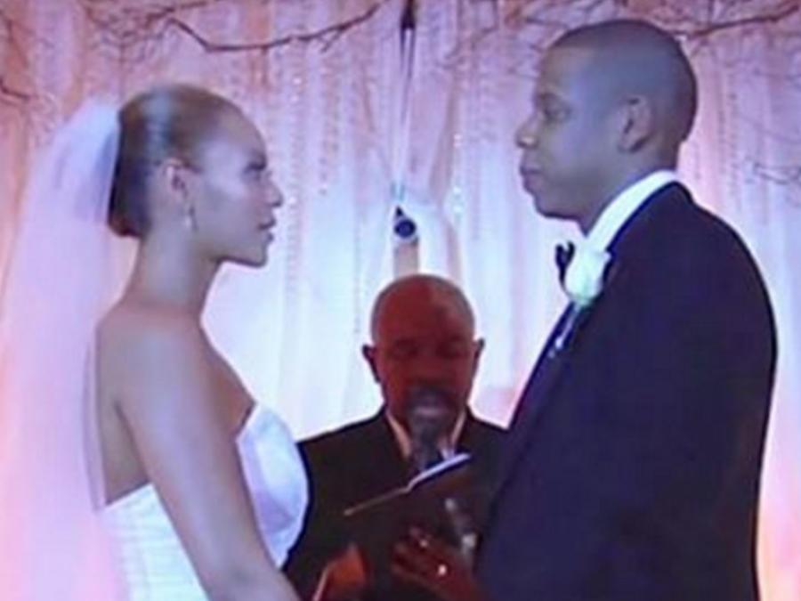 Boda de Beyoncé y Jay Z