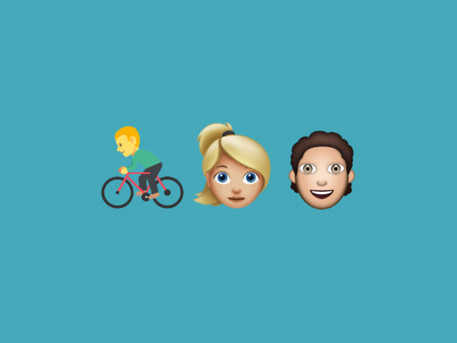 La Bicicleta Emoji