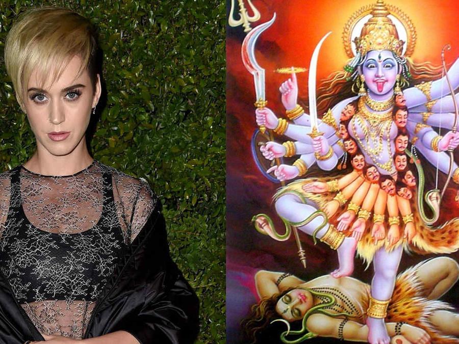 Katy Perry es criticada por una foto en Instagram
