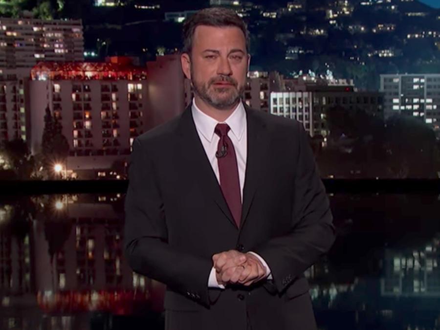 Jimmy Kimmel habla de su bebé operado a corazón abierto y envía un conmovedor mensaje a favor de Obamacare